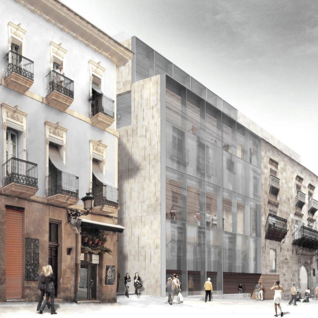 CENTRO DE RECURSOS DE LA JUVENTUD |Fernandez – Vivancos